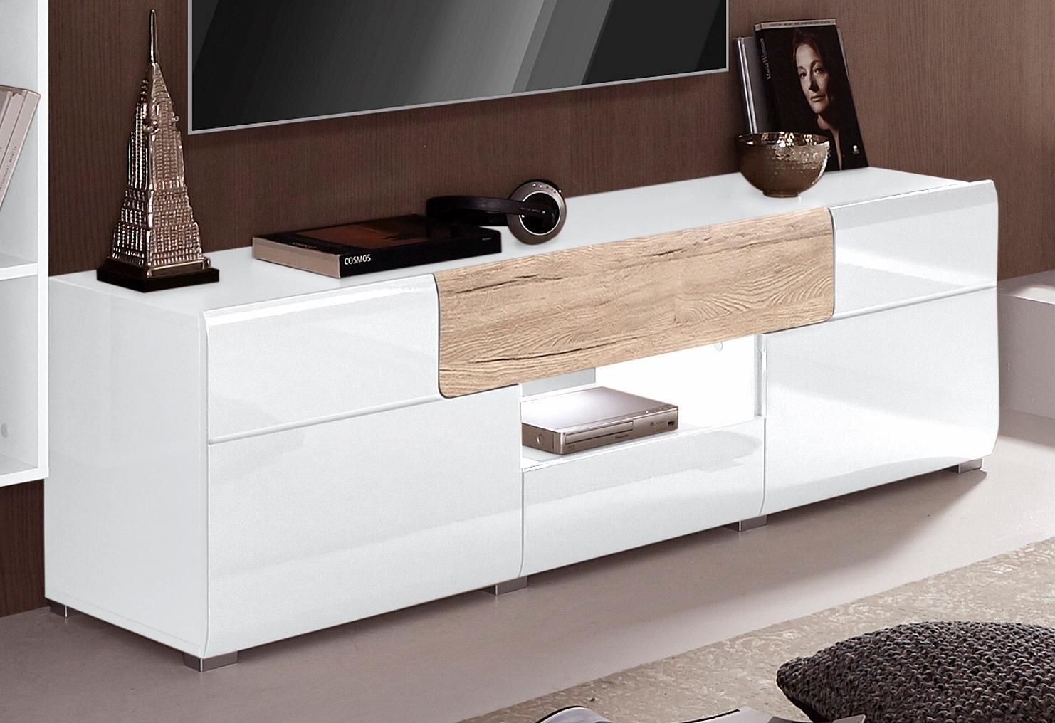Trendmanufaktur Lowboard, breedte 159 cm nu online bestellen