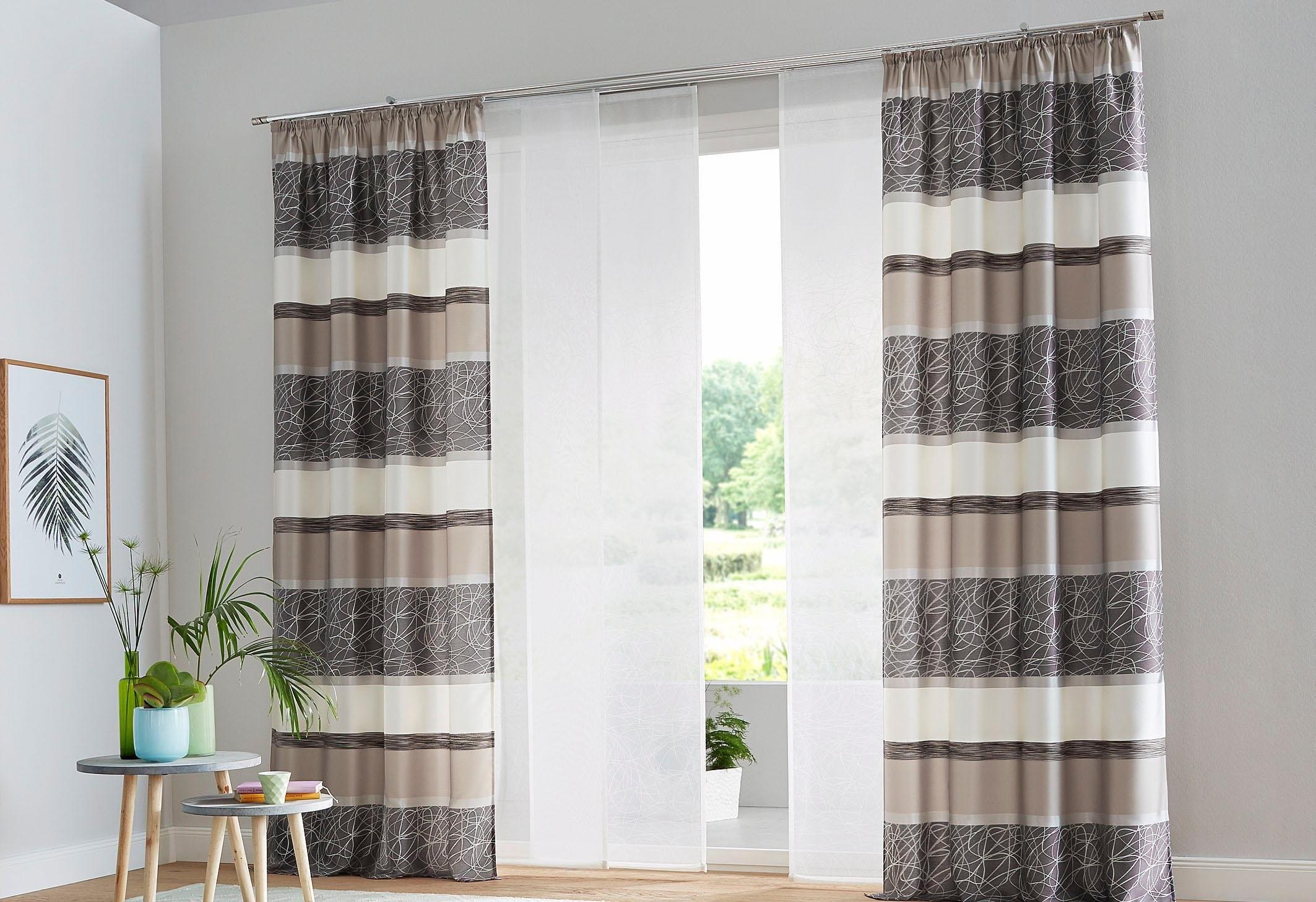 gordijn home wohnideen riesa zeilringen set van 2 snel online gekocht otto. Black Bedroom Furniture Sets. Home Design Ideas