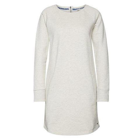 NU 15 KORTING TOM TAILOR DENIM Jurk »Jersey jurk«