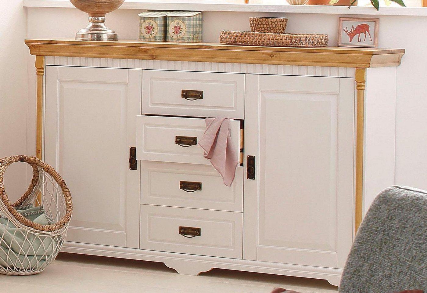 HOME AFFAIRE dressoir Graz, breedte 156 cm