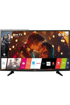 43UH610V, LED-TV, 108 cm (43 inch), 2160p (4K Ultra HD), Smart TV