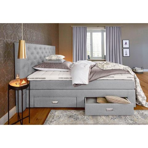 GMK Home & Living boxspring Aivi, met laden