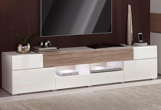 TRENDMANUFAKTUR tv-meubel Toledo Breedte 209 cm voordelig en veilig online kopen