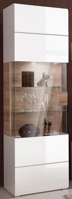TRENDMANUFAKTUR vitrinekast Toledo Hoogte 204 cm bij OTTO online kopen