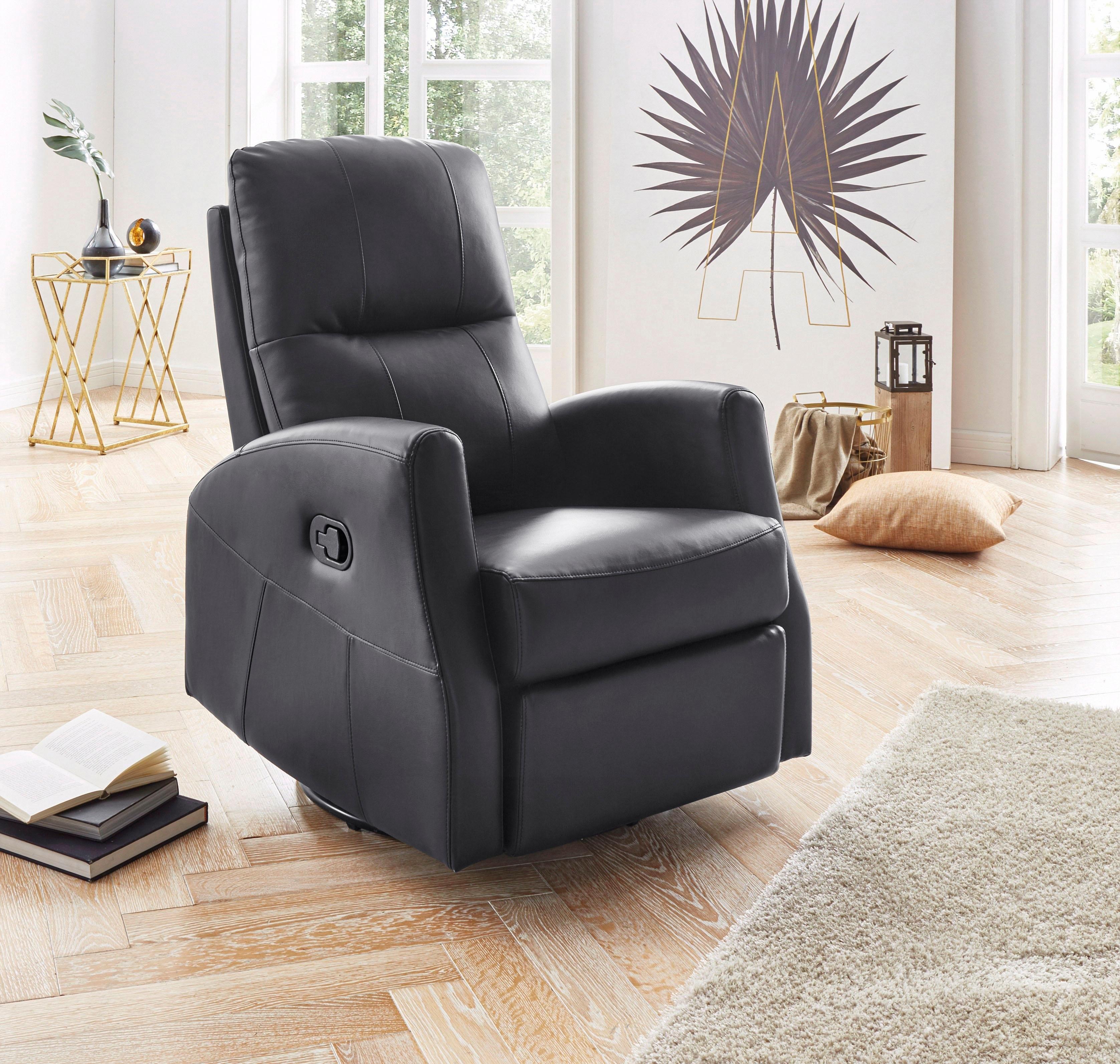 ATLANTIC home collection relaxfauteuil, met binnenvering veilig op otto.nl kopen