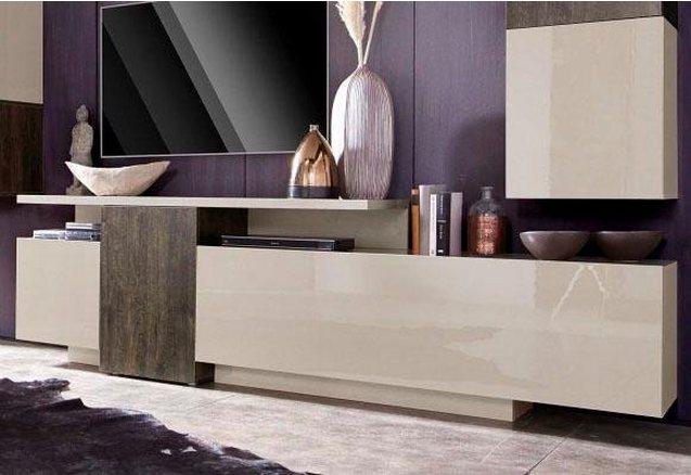 tecnos xxl lowboard breedte 220 cm makkelijk gevonden otto. Black Bedroom Furniture Sets. Home Design Ideas