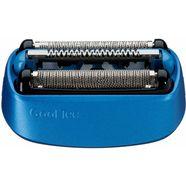 braun scheerkop combi-pack 40b blauw