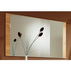 spiegel 8003 in hout-look beige