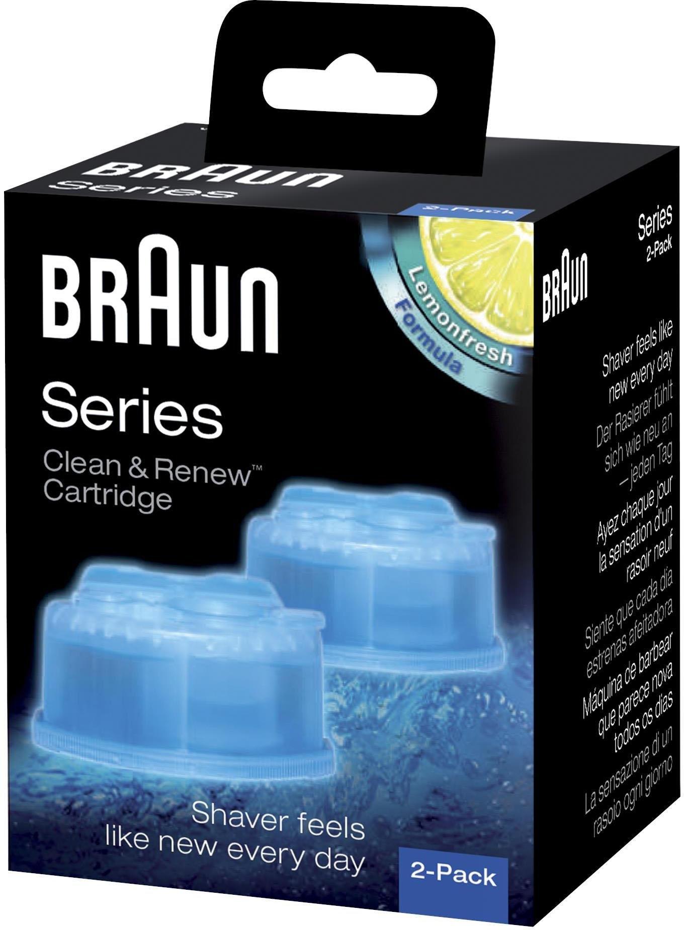 Braun Reserveverpakking, 'Clean & Renew' in de webshop van OTTO kopen