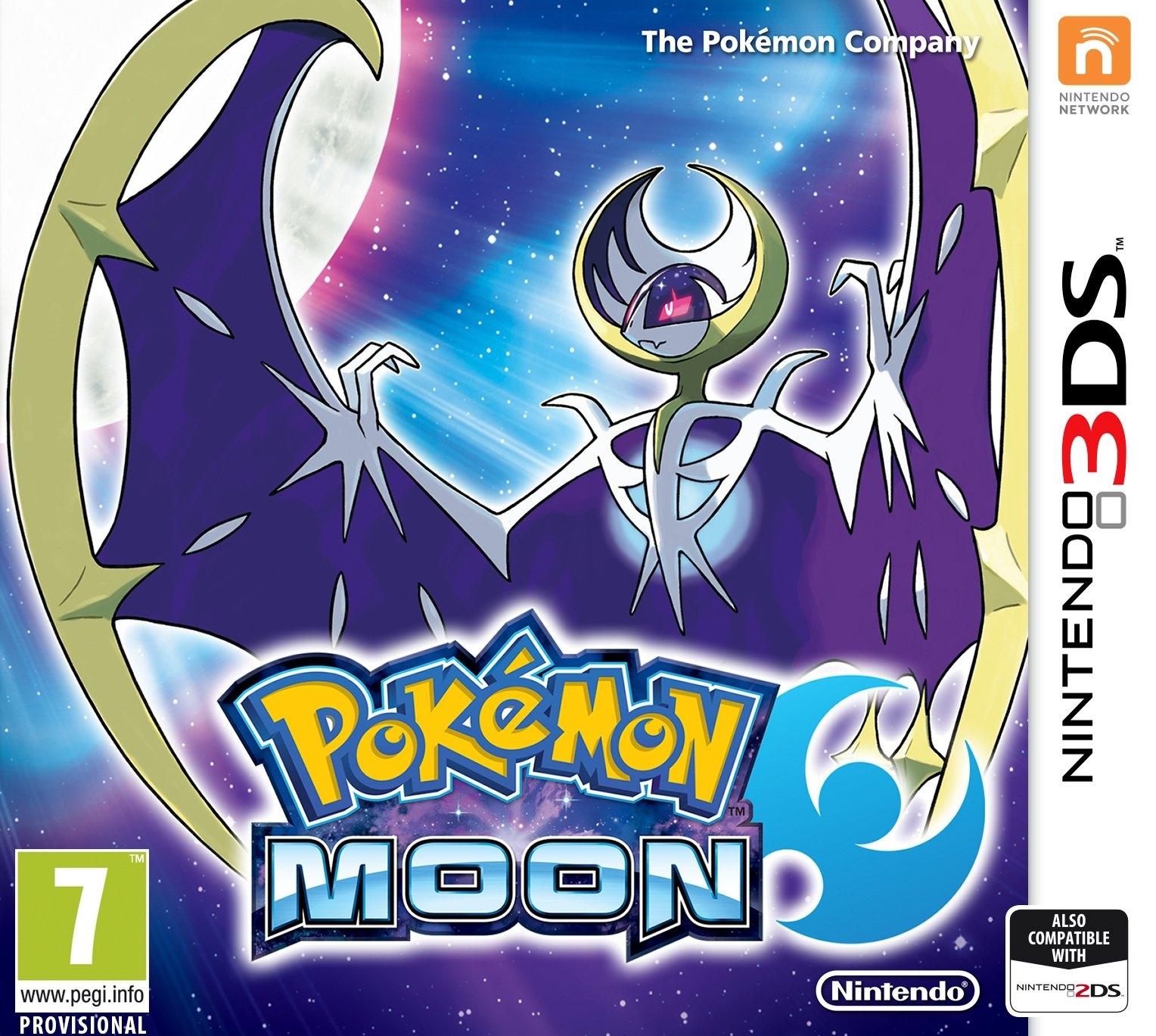 NINTENDO 3DS, Pokemon, Moon bestellen: 30 dagen bedenktijd