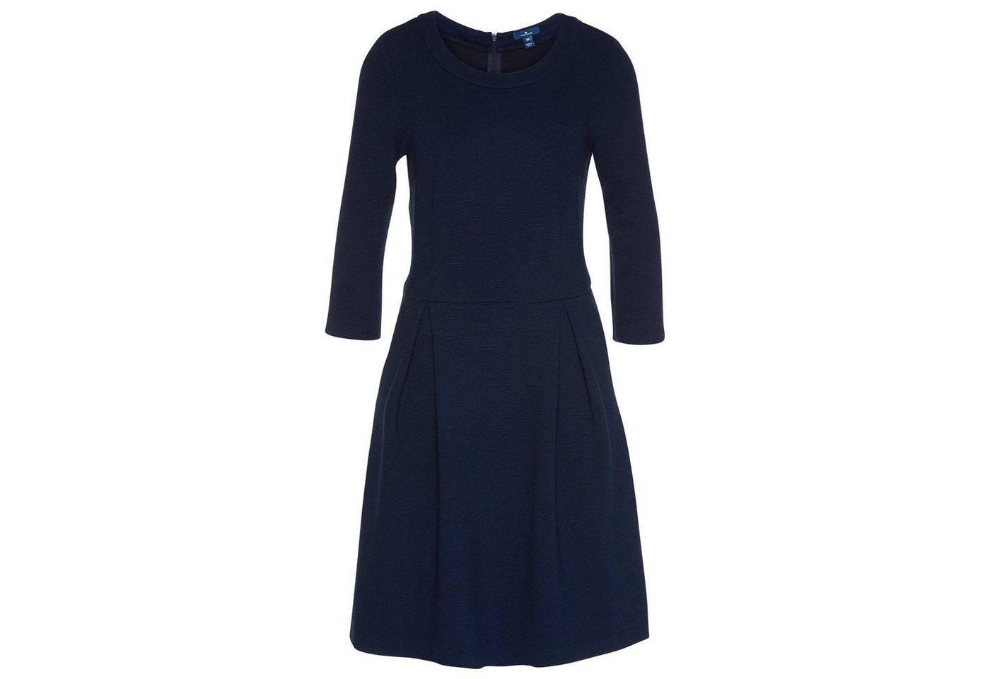 Tom Tailor jurk »elegante jurk met structuur« blauw