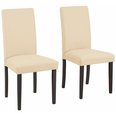 HOME AFFAIRE stoelen Roko luxe-Microgaren (set van 2, 4 en 6)