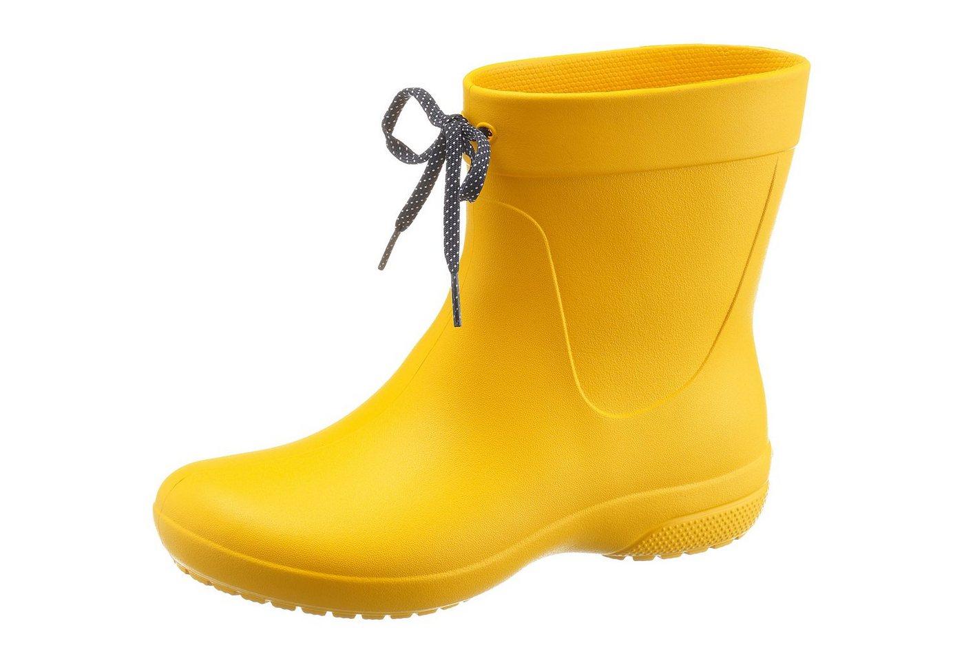 CROCS rubberlaarzen Crocs Freesail Shorty RainBoot online kopen