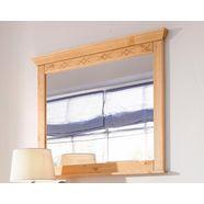 home affaire spiegel »indra«, met decoratief freeswerk, breedte: 98 cm beige