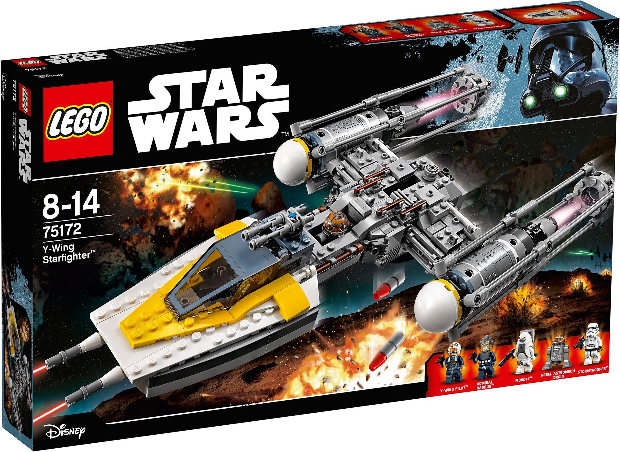 LEGO Y-Wing Starfighter™ (75172), »LEGO® Star Wars™« goedkoop op otto.nl kopen