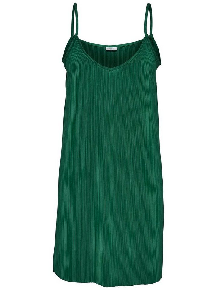 ONLY Plooi Mouwloze jurk groen