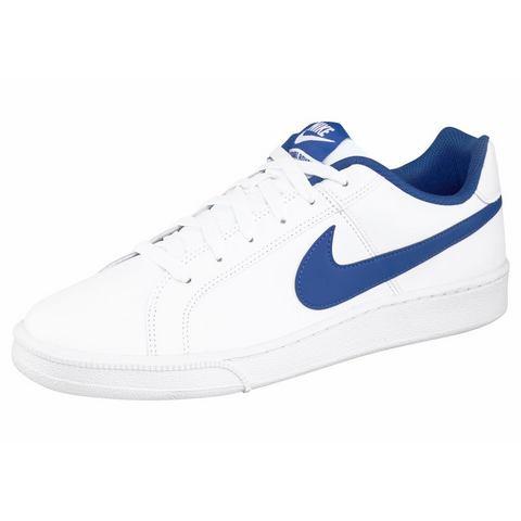 Tennisschoenen Heren Nike Court Royal Wit Metaalkleur