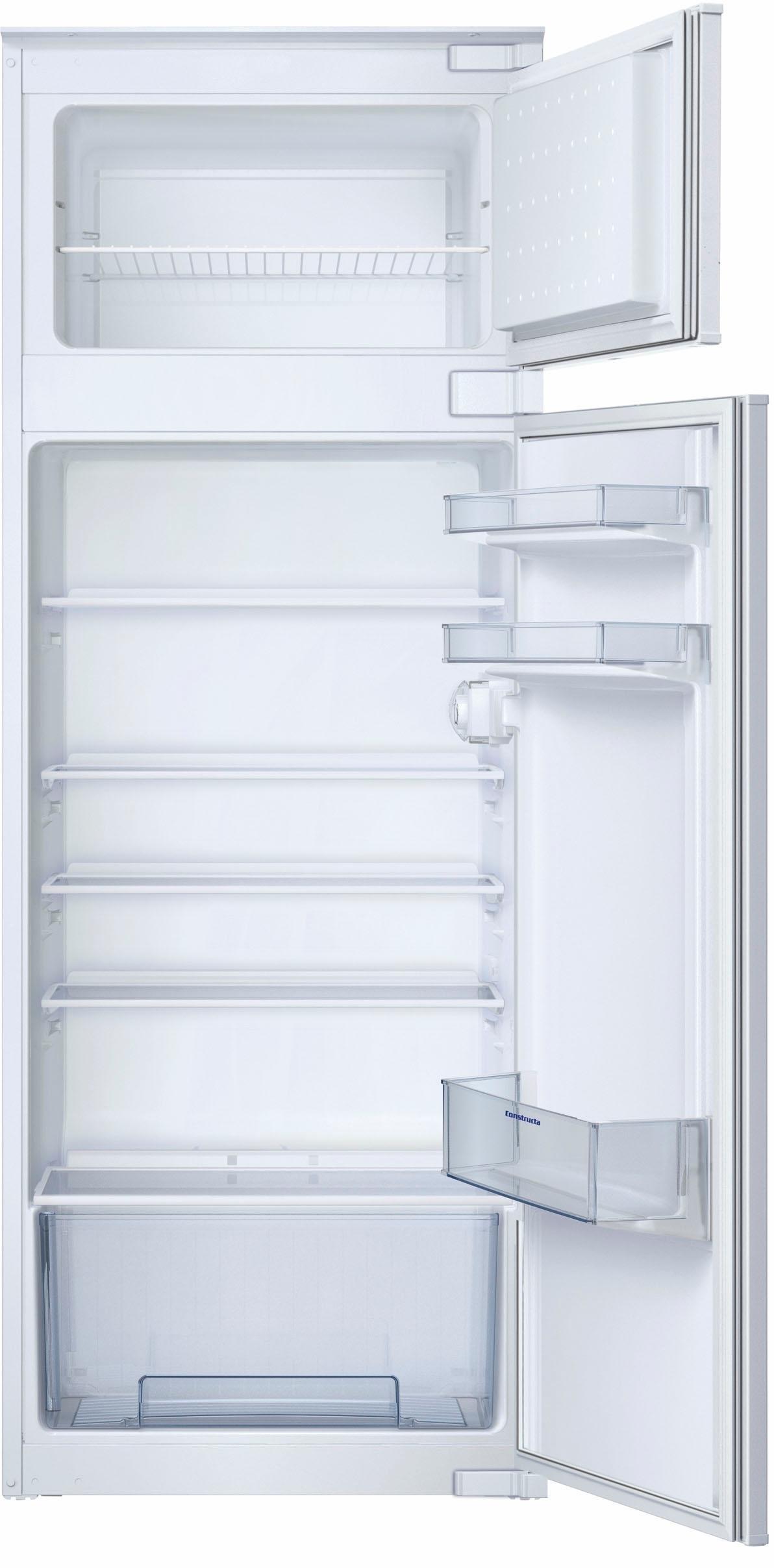 Constructa inbouw koelvriescombinatie CK66530, A++, 144,6 cm hoog nu online bestellen