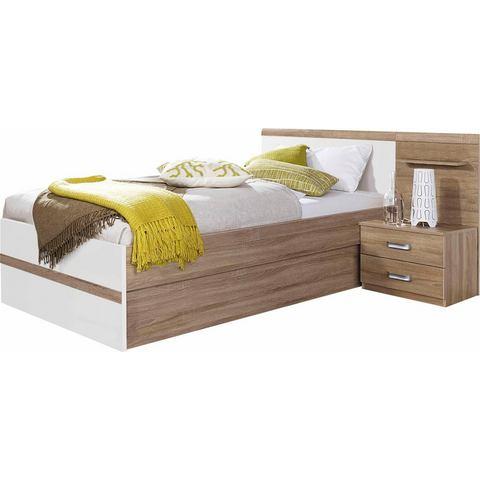 RAUCH Bed met bedkist beige Rauch 808575