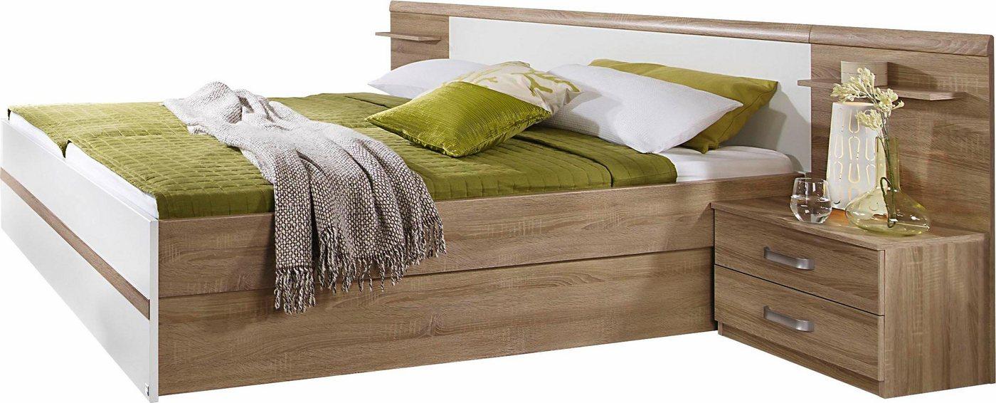 RAUCH Bed met bedkist
