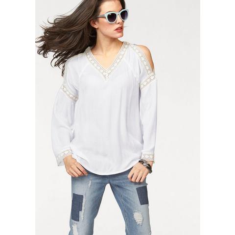 NU 20% KORTING: ANISTON blouse zonder sluiting