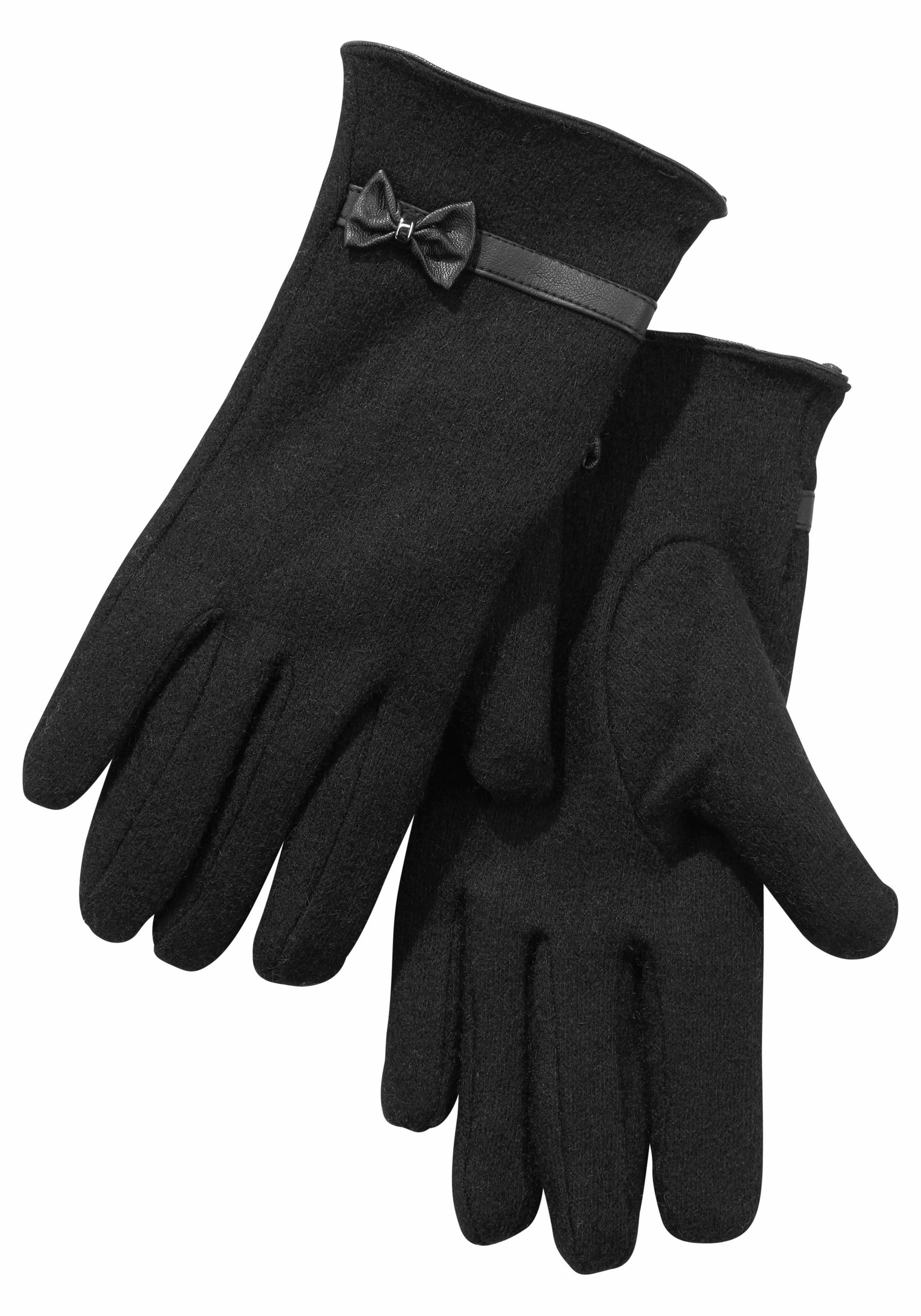 J. Jayz gebreide handschoenen - gratis ruilen op otto.nl