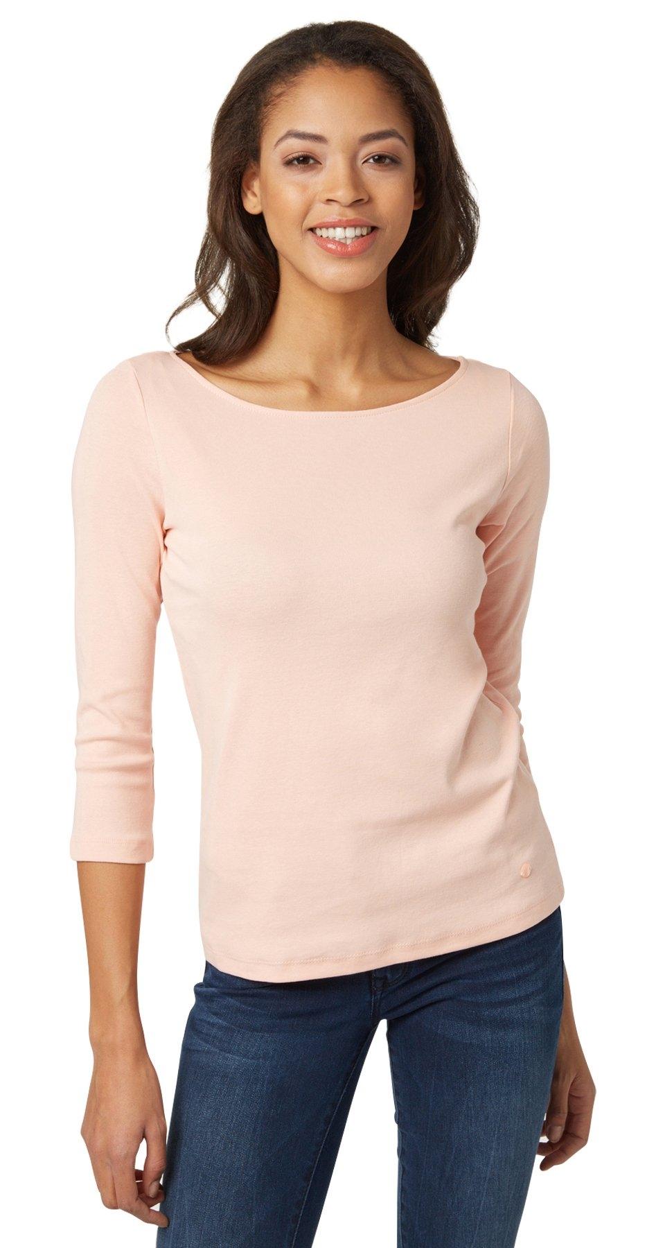TOM TAILOR T-shirt »shirt met driekwartmouwen« veilig op otto.nl kopen