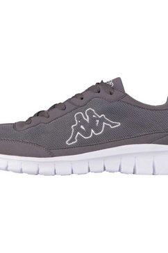 kappa schoenen »rocket« grijs