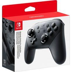 nintendo switch controller »pro« zwart
