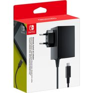 nintendo switch-netadapter zwart
