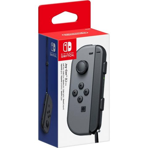 Nintendo Switch Joy-Con Controller Left (Grey)
