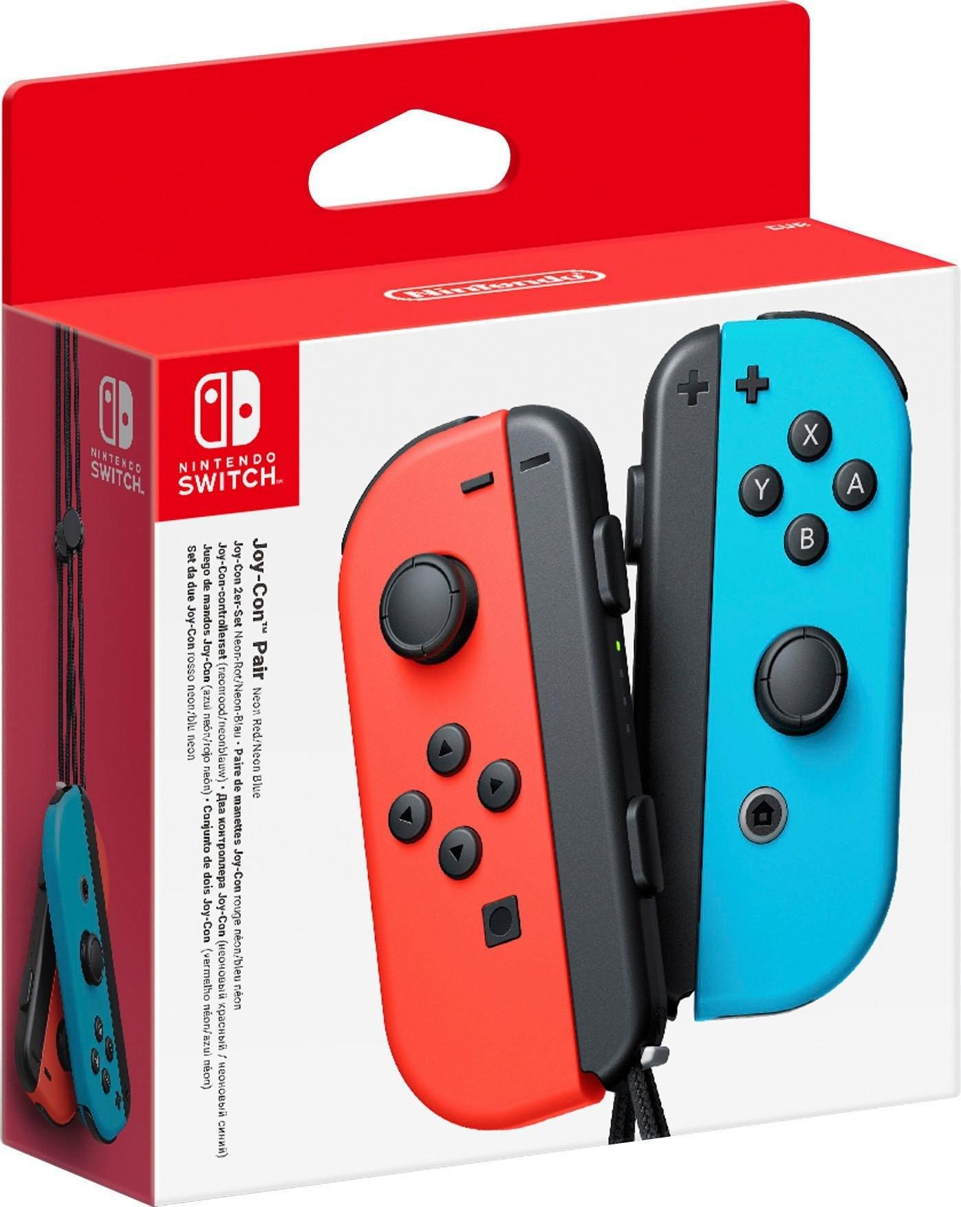 Nintendo Switch controller »Joy-Con set van 2« veilig op otto.nl kopen