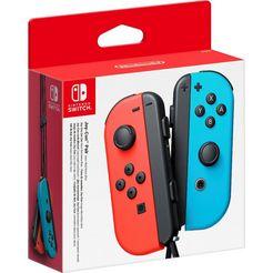 nintendo switch wireless-controller joy-con set van 2 multicolor