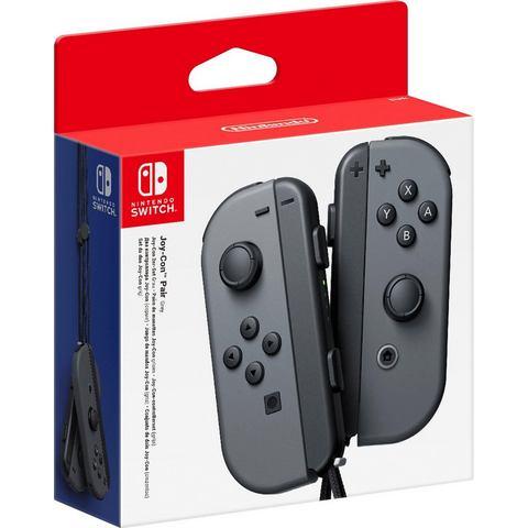 Nintendo Switch Joy-Con Controller Pair (Grey)