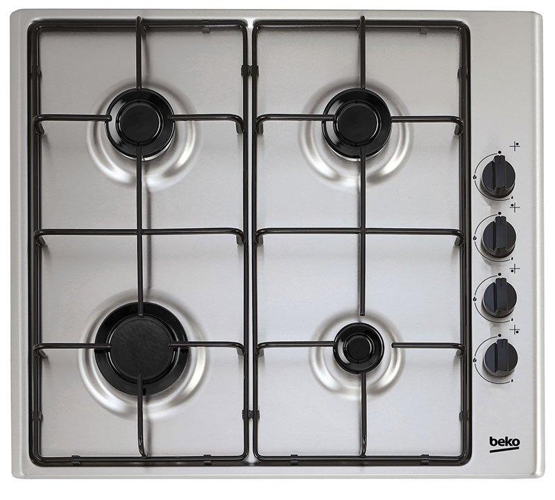 Beko Inbouw-gaskookplaat HIZG64120SXNL bij OTTO online kopen