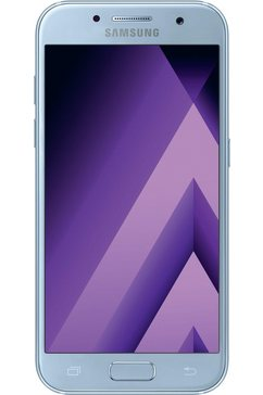 Galaxy A3 (2017) smartphone, 12 cm (4,7 inch) display, LTE (4G), Android 6.0 (Marshmallow)