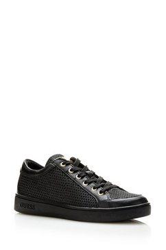 sneakers met sleehak GLINNA in honingraat-look
