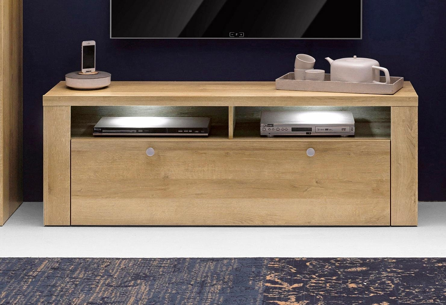 TRENDMANUFAKTUR TV-meubel, breedte 140 cm - gratis ruilen op otto.nl