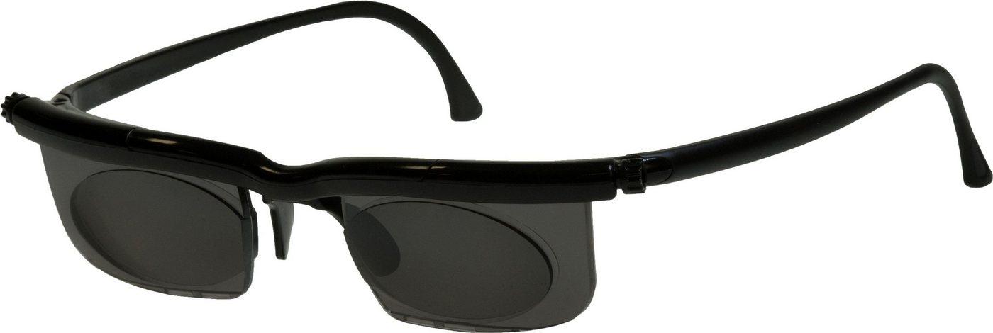 Maximex zonnebril naar wens instelbaar »Adlens®«