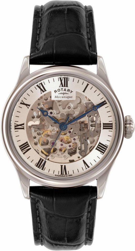 ROTARY automatisch horloge »GS02940/06«