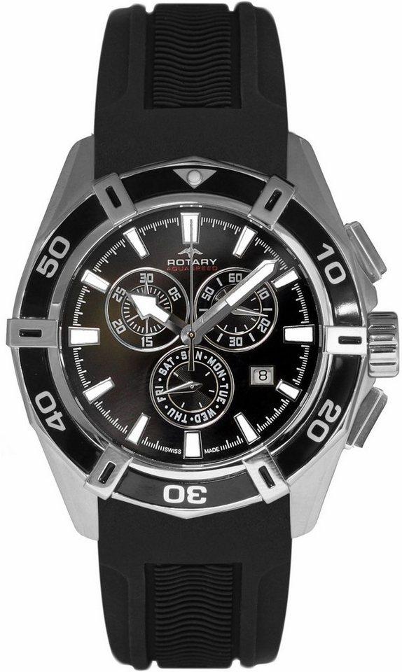 ROTARY chronograaf »AGS90089/C/04«