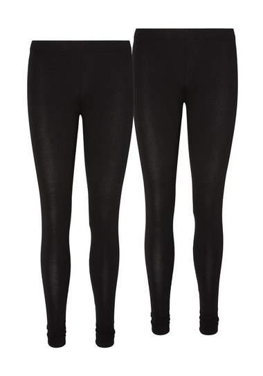 Vero Moda 2-Pack Long Legged Legging