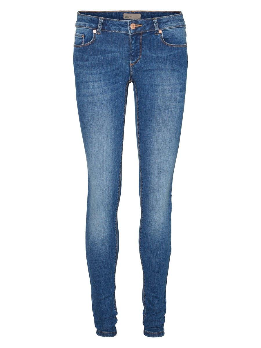 VERO MODA Fix LW Skinny jeans nu online kopen bij OTTO