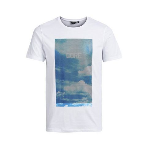 Jack & Jones Slim fit print T-shirt