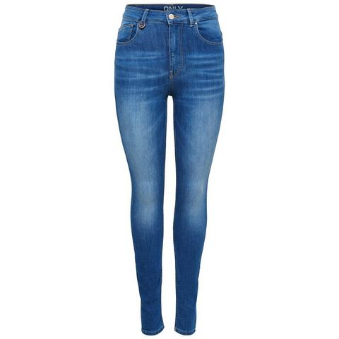 Only Piper high-waist Skinny jeans