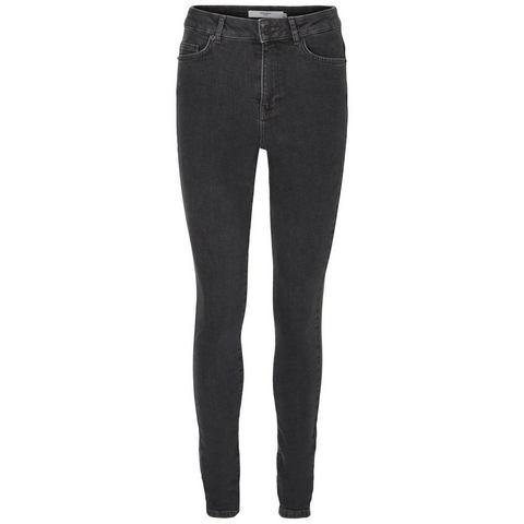 NU 20% KORTING: Vero Moda Nine HW Skinny jeans