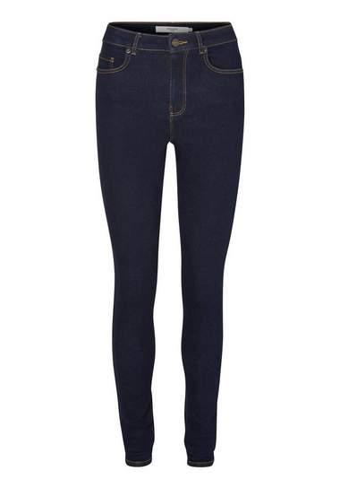 Vero Moda Nine HW klassieke skinny fit jeans