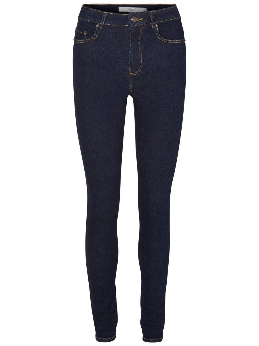 VERO MODA Nine HW klassieke skinny fit jeans in de webshop van OTTO kopen
