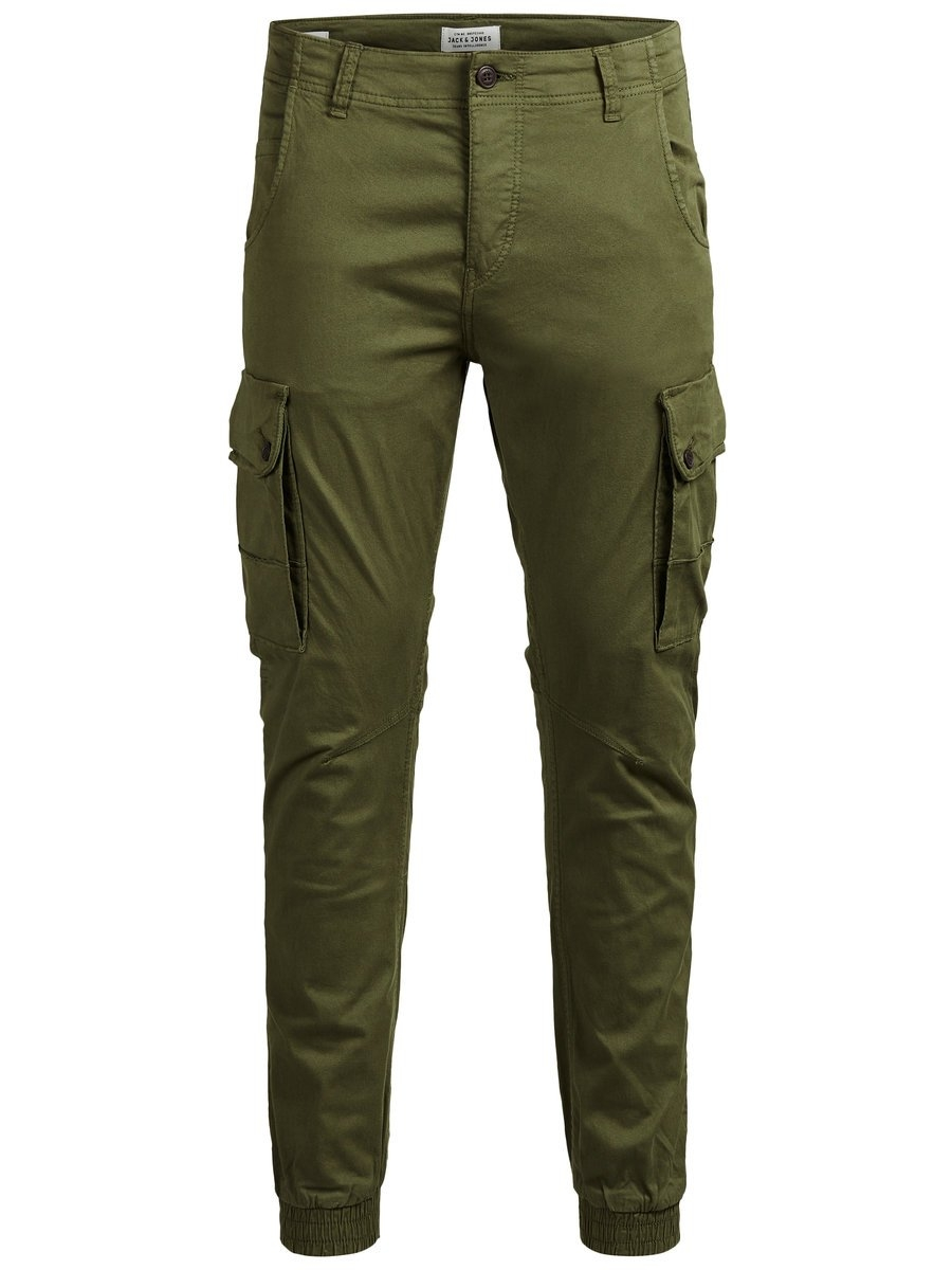 JACK & JONES Paul AKM 168 anti-fit cargobroek - gratis ruilen op otto.nl