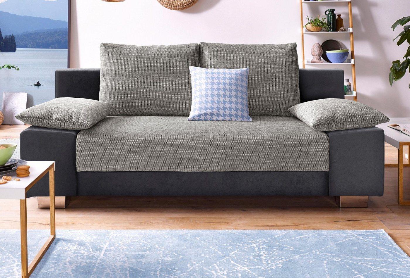 Collection AB bedbank, inclusief bedkist en binnenvering